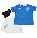 2014-15 Rangers Home Baby Football Kit