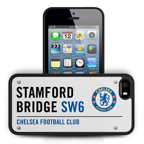 Chelsea F.C. iPhone 5 / 5S Hard Case 3D SS