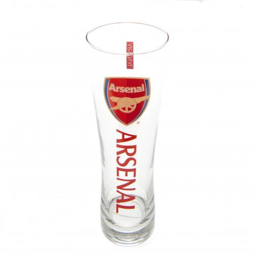 Arsenal F.C. Tall Beer Glass
