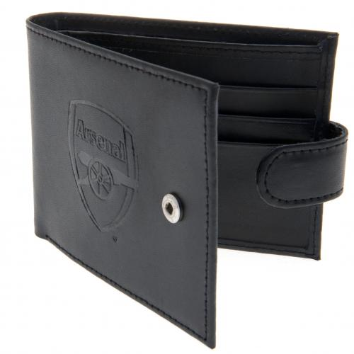Arsenal F.C. Embossed Leather Wallet 805