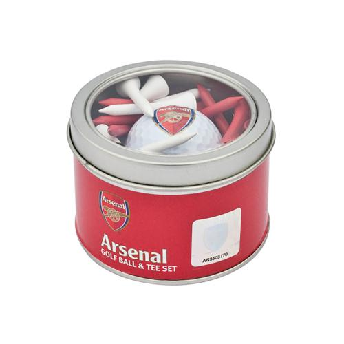 Arsenal F.C. Ball and Tee Set