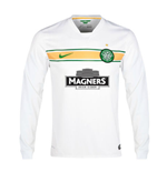 2014-2015 Celtic Third Nike Long Sleeve Shirt