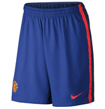 2014-2015 Man Utd Third Nike Football Shorts (Kids)