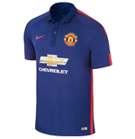 2014-2015 Man Utd Third Nike Football Shirt
