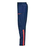2014-2015 Man Utd Nike Woven Pants (Midnight Navy)