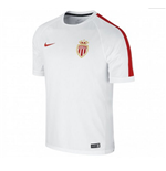 2014-2015 Monaco Nike Training Shirt (White)