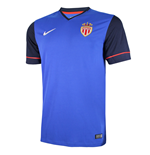 2014-2015 Monaco Away Nike Football Shirt