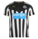 2014-2015 Newcastle Home Football Shirt
