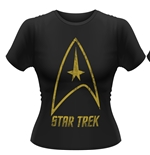 Star Trek T-shirt Badge Logo