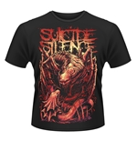 Suicide Silence T-shirt Us Vs Them