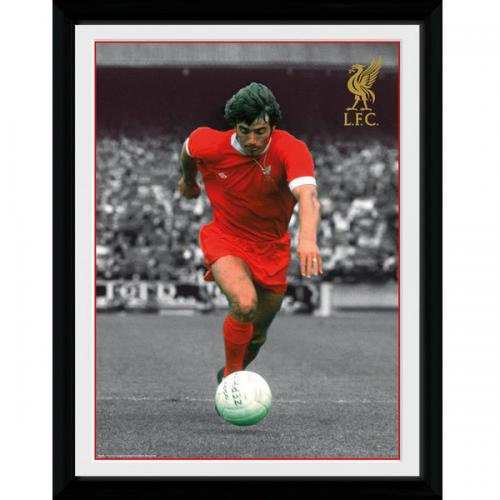 Liverpool F.C. Picture Keegan 16 x 12