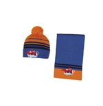 Spiderman Scarf and Cap Set