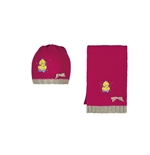 Tweety Scarf and Cap Set 124574