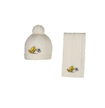 Baby Looney Tunes Scarf and Cap Set 124581