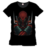 Deadpool T-Shirt Warning