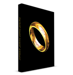 Lord of the Rings Notebook with with Light The One Ring