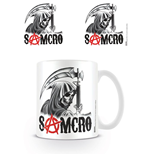Sons of Anarchy Mug Samcro Reaper