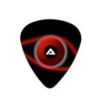 "Fender ""Medium"" Guitar Pick - ARCHOÏDE"