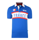France Rwc 2015 Rugby Jersey (blue)