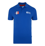France Rwc 2015 Polo Shirt (blue)