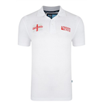 England Rwc 2015 Polo Shirt (white)