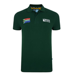 South Africa Rwc 2015 Polo Shirt (green)