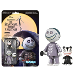 Nightmare Before Christmas ReAction Action Figure Barrel 10 cm