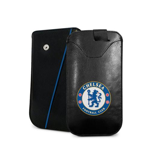 Chelsea F.C. Phone Pouch Large