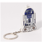 Star Wars Keychain Torch with Sound R2-D2