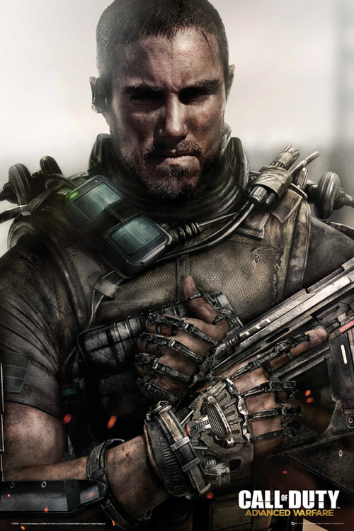 Call of Duty Advanced Warfare Soldier Maxi Poster