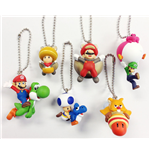 Super Mario Bros. Keychains Mystery Bags Display (12)