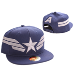 Captain America Adjustable Cap Star Wings
