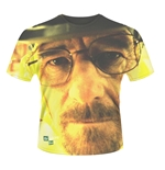 Breaking Bad T-shirt Walter Face