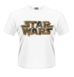 Star Wars T-shirt Chewie Hair