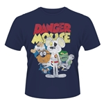 Danger Mouse T-shirt Gang