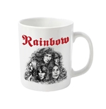 Rainbow Mug Long Live Rock N Roll