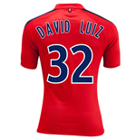 2014-15 PSG 3rd Shirt (David Luiz 32) - Kids