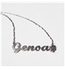 Genoa CFC Necklace 126344