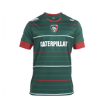 2014-2015 Leicester Tigers Home Pro Rugby Shirt