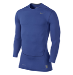 Nike Core Compression 2.0 Long Sleeve Top (Royal)