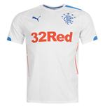 2014-2015 Rangers Away Football Shirt