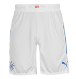 2014-2015 Rangers Home Football Shorts (White) - Kids