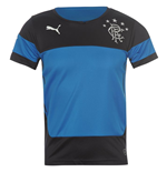 2014-2015 Rangers Puma Training Shirt (Navy) - Kids