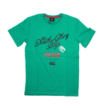 2014-2015 Leicester Tigers Death or Glory Boys Tee (Green)