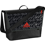 Adidas Battle Pack Messenger Bag (Black)