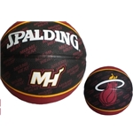 Miami Heat  Basketball Ball 126985