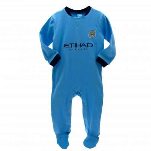 Manchester City F.C. Sleepsuit 12/18 mths
