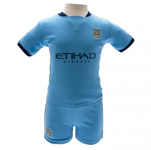 Manchester City F.C. Shirt & Short Set 18/23 mths