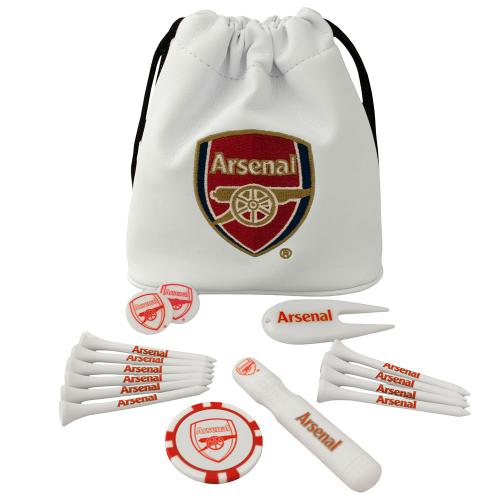 Arsenal F.C. Tote Bag Golf Gift Set
