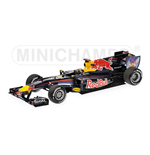 1:18 MINICHAMPS RED BULL RACING RENAULT RB6 - SEBASTIAN VETTEL - 2010